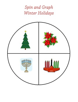 Winter Holiday Spin and Graph