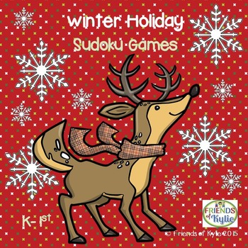 Winter Holiday Sudoku Games
