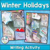 Winter Holidays Writing Activity
