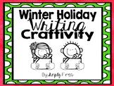 Winter Holiday Writing Craftivity