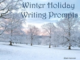 Winter Holiday Writing Prompts