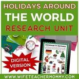 Winter Holidays Around The World Digital Google Slides Dis