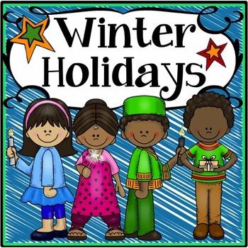 Winter Activities {Winter Holidays Around the World}
