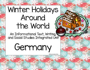 Winter Holidays Around the World - Germany