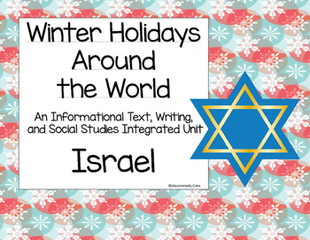 Winter Holidays Around the World - Israel
