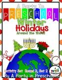 Winter Holidays Around the World based on My Teaching Strategies