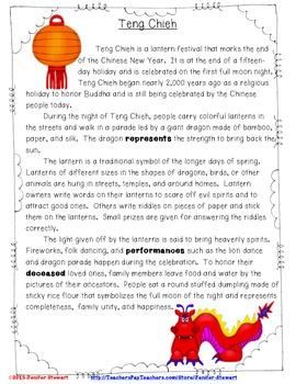 Winter Holidays & Festivals Around the World - Close Reads