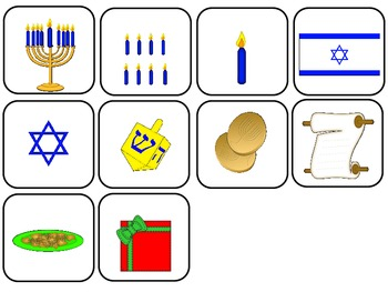 Winter Holidays: Hanukkah Math and Literacy Unit; Special Education; KDG; First