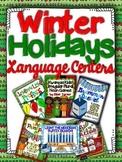 Winter Holidays Language Center BUNDLE