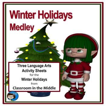 Winter Holidays Medley