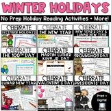 Winter Holidays Nonfiction Bundle