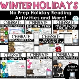 Holidays Nonfiction Reading | Winter