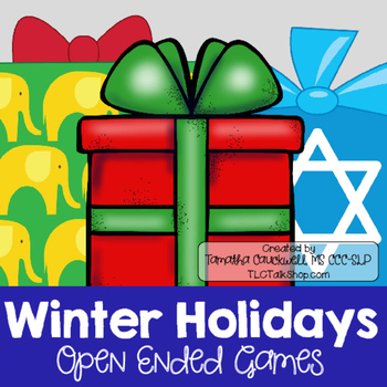 Winter Holidays: Open Ended Games
