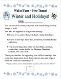 Winter / Holidays Poster - Wall of Fame!