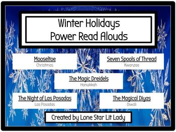 Winter Holidays Power Read-Alouds