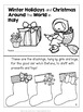 Winter Holidays and Christmas Around the World Mini Books and Activities