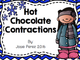 Winter Hot Chocolate Contraction Center