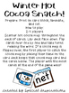 Winter Hot Cocoa CVC Word Snatch Game! Orton-Gillingham Inspired