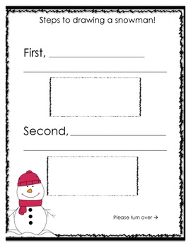 Winter How-To Writing