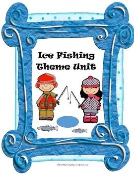 Ice Fishing Theme Unit