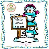 Winter Social Skills Idioms