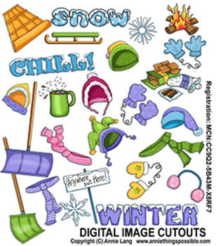 Winter Images Clipart