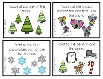 Winter Inclusion & Exclusion Terms