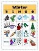 Winter Inference Bingo