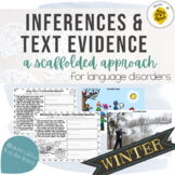 Winter Inferences & Text Evidence