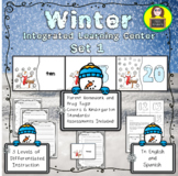 Winter Integrated Learning Center Set 1
