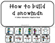 Winter Interactive Adapted Book - set of 2 How To (Snowman & Hot Cocoa)