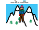 Winter - Interactive Book [speech therapy and autism]