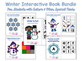 Winter Interactive Book Bundle