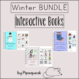 Winter Interactive Book Bundle