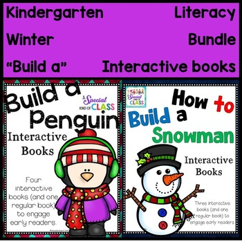 Adapted Books Winter BUNDLE