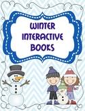 Winter Interactive Emergent Readers