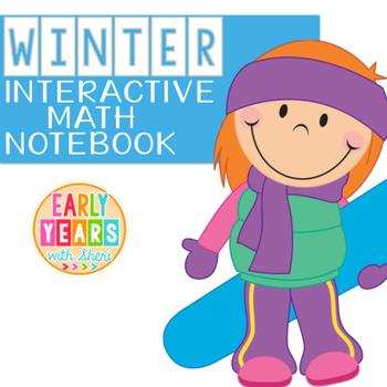 Winter Interactive Math Notebook