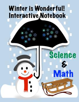 Winter Interactive Math & Science Notebook!