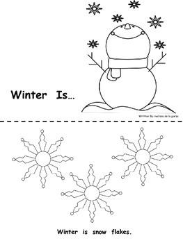 Winter Is...Book