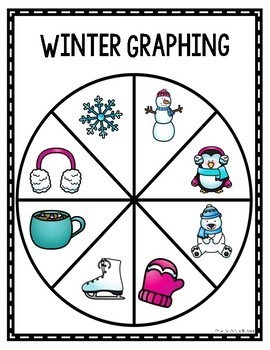 Winter/January Spinner Graphing