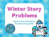 Winter / January Story Problems