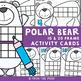 Winter January  Ten Frame Activity Cards