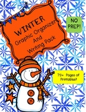 Winter- January Writing Pack- OVER 70 PAGES of Printables!