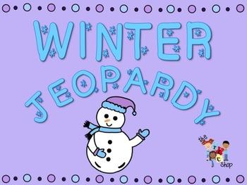 Winter Jeopardy