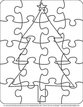 Winter Jigsaws - Medium