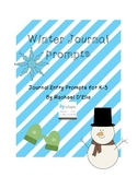 Winter Journal Prompts