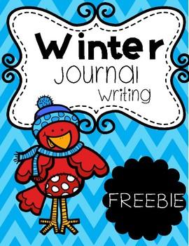 Winter Journal Writing