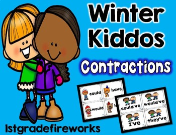 Winter Kiddos CONTRACTIONS