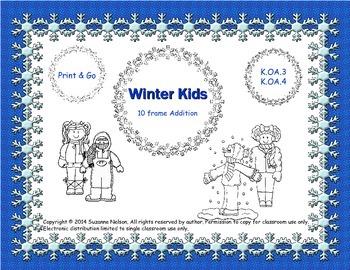 Winter Kids Addition