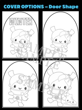 Winter Kids - Bundle of Moonju Makers, Crafts, Decor, Arctic Animals